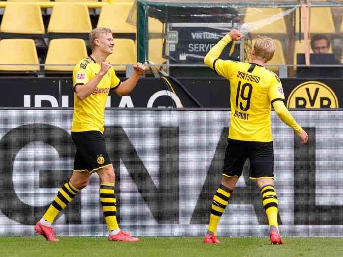 Kiper Borussia Dortmund Responi Kemenangan Atas Schalke 04