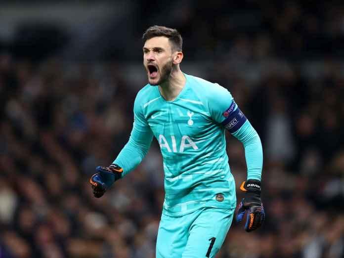 Kiper Tottenham Hotspur Tolak Lamaran Nice