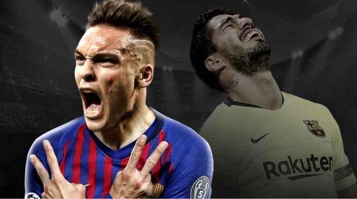 Say Welcome Seaaro Martinez ke Camp Nou, Inter Agree