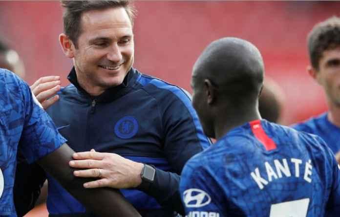 Frank Lampard Siapkan Lineup Ini Jika N'Golo Kante Tinggalkan Chelsea