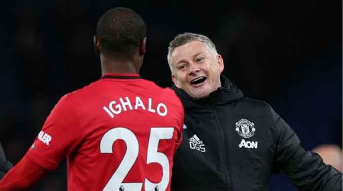 Manchester United Pertahankan Odion Ighalo Hingga Januari