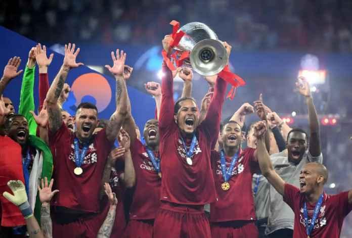 Virgil van Dijk Bek Tengah Terbaik yang Pernah Ada di Liga Inggris
