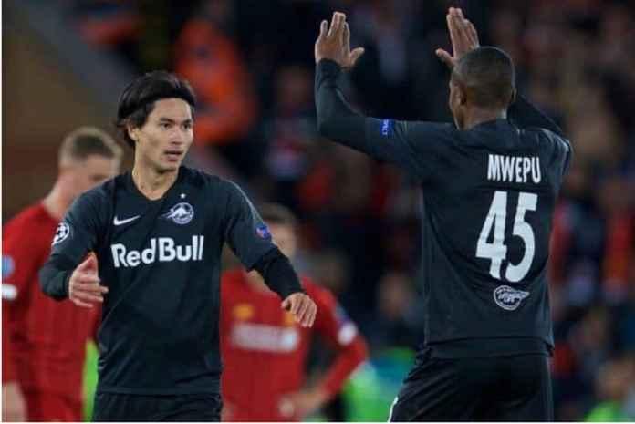 Salzburg Pancing Liverpool Rekrut Lagi Dua Pemainnya