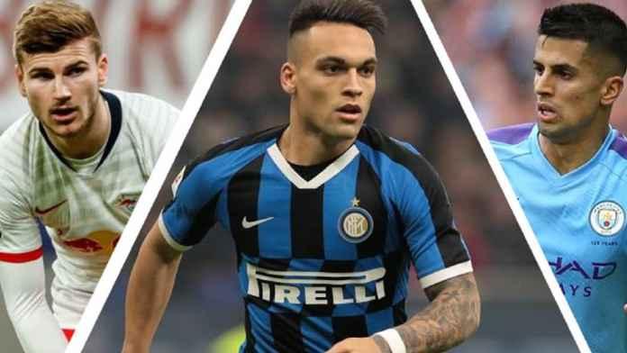 Inter Milan Bidik Incaran Liverpool Gantikan Lautaro Martinez