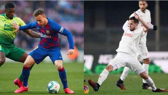 Juventus Siapkan Dua Nama Jika Gagal Datangkan Arthur dari Barcelona