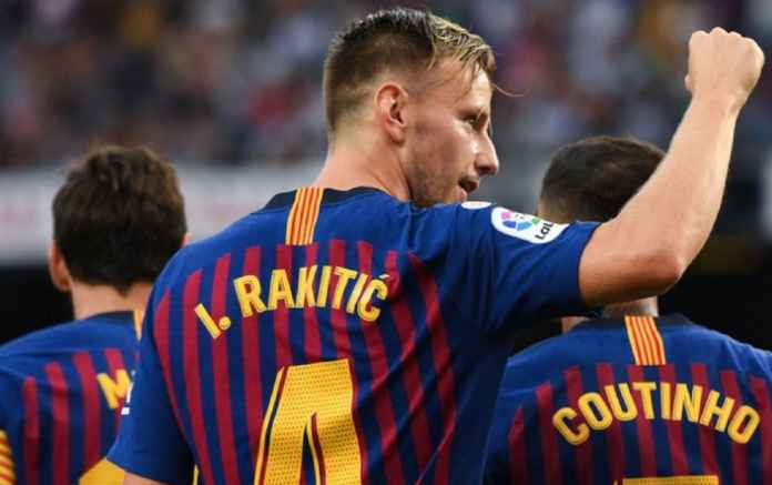Juventus Tolak Rakitic, Ngebet Boyong Pemain Barcelona yang Lain