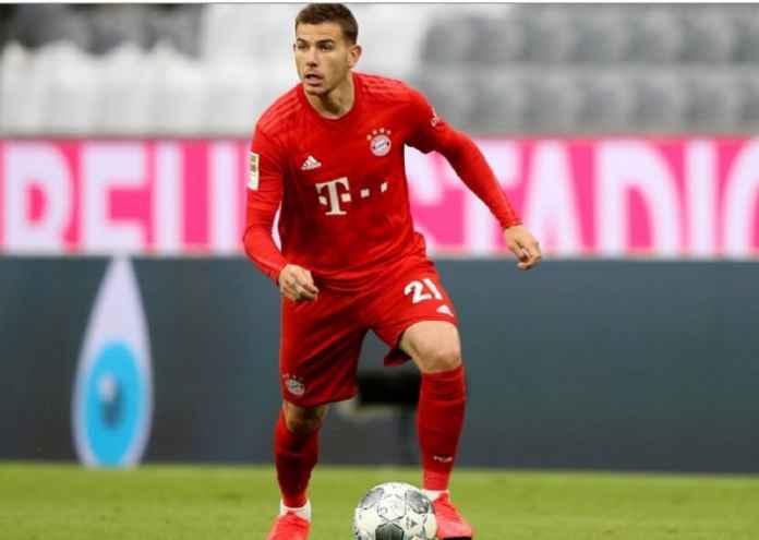 Bayern Munchen Sodorkan Lucas Hernandez ke Manchester City Demi Leroy Sane