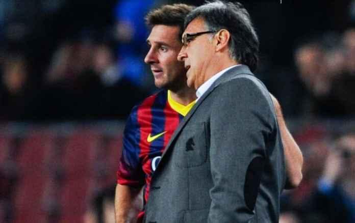 Barcelona Tetap Kenangan Terburuk Pelatih Gerardo Martino