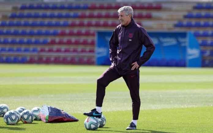 Pelatih Barcelona Malah Bingung Ditanya Pertukaran Arthur dan Miralem Pjanic