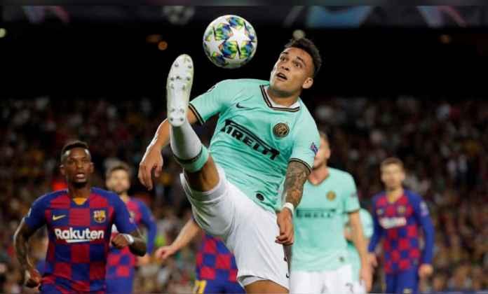 Barcelona Libatkan Tujuh Pemain untuk Boyong Lautaro Martinez
