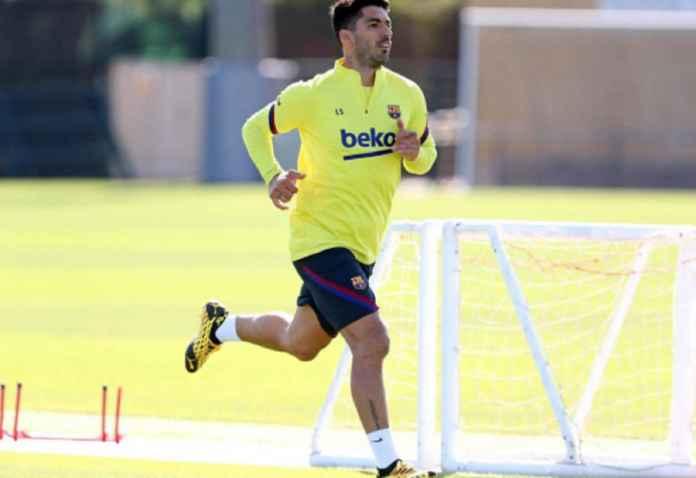 Luis Suarez Tunggu Lampu Hijau untuk Membela Barcelona