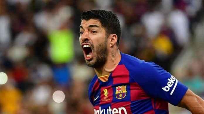 Dibuang Barcelona, Luis Suarez Mungkin Gabung Klub Argentina