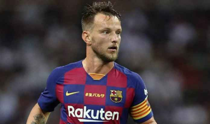Ivan Rakitic Hanya Ingin Rampungkan Kontraknya di Barcelona