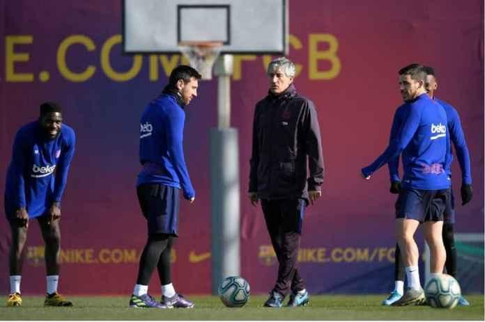 Lionel Messi: Pelatih Setien Tak Mengerti Saya!