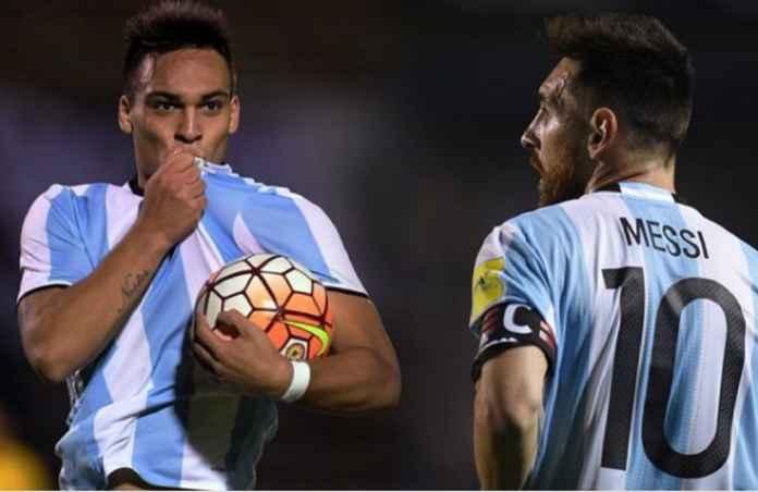 Lionel Messi Ajak Lautaro Martinez Gabung Barcelona