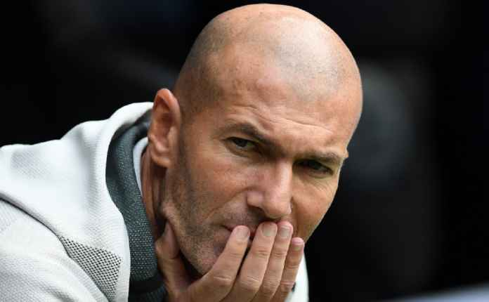 Zinedine Zidane Masukkan Gelandang Ajax dalam Lineup Real Madrid