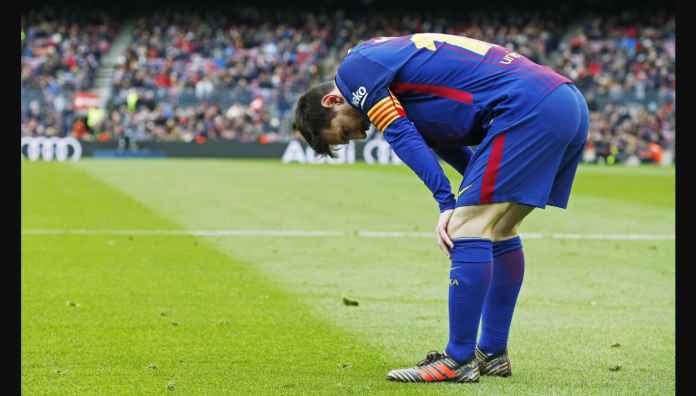 Messi Ingin Meninggalkan Barcelona Untuk Pertama Kali Dalam 18 Tahun