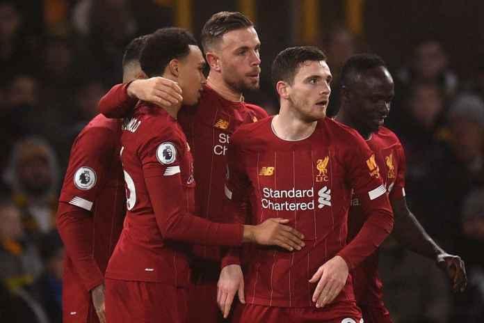 Liverpool Tidak Gugup Untuk Lanjutkan Liga Inggris