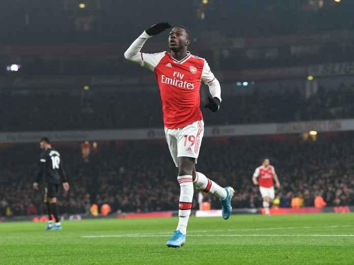 Lunasi Pembelian Nicolas Pepe, Arsenal Harus Jual Pemain