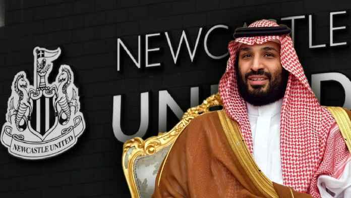 Mohammed Bin Salman dari Arab Saudi pemilik baru Newcastle United