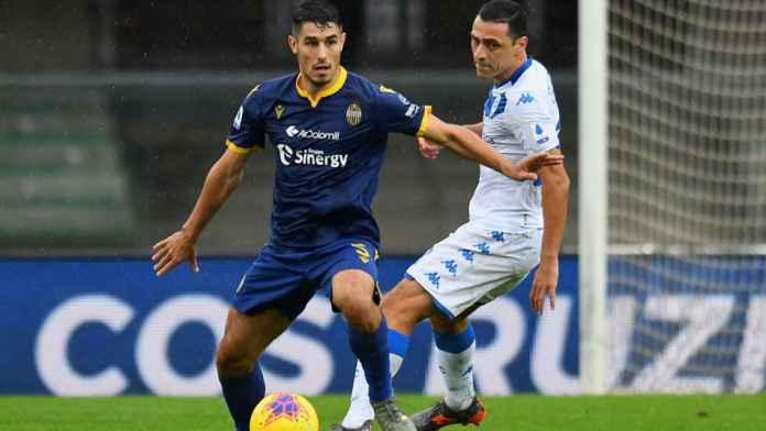 Napoli Sangat Serius Inginkan Bek Kanan Jebolan Inter Milan