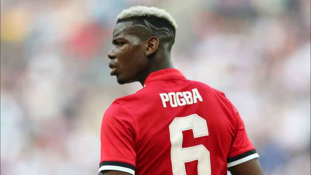 Manchester United Pilih Mantan Arsenal Sebagai Barter Untuk Paul Pogba