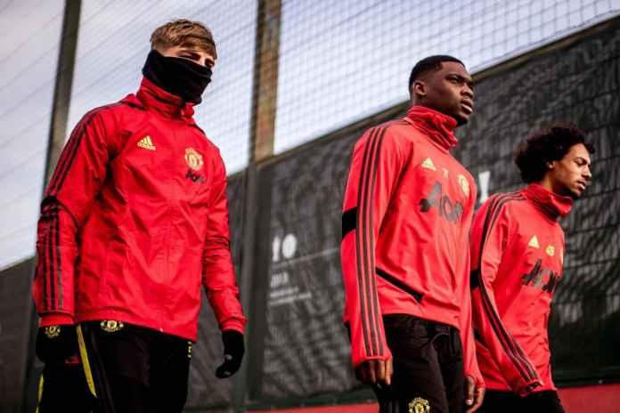 Pelatih Manchester United Siap Promosikan Pemain Akademi