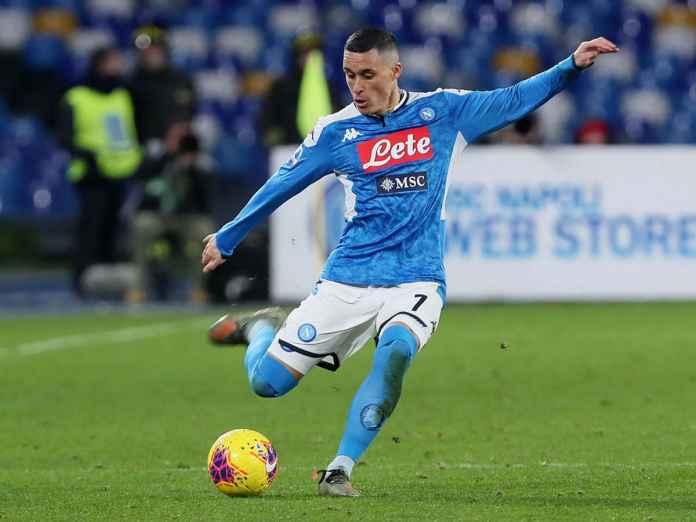 Pemain Kunci Napoli Diburu Klub Liga Spanyol