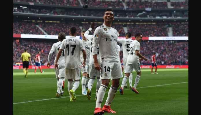 Tiga Lapis Pemain Real Madrid, Bisa Tanding Bersamaan 3 Kompetisi
