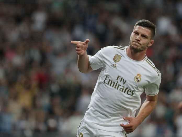 Real Madrid Bakal Membuat Peminat Luka Jovic Kecewa