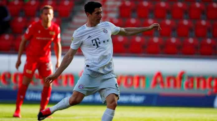 Union Berlin vs Bayern Munchen 0-2, Menjauh 4 Poin di Atas Dortmund