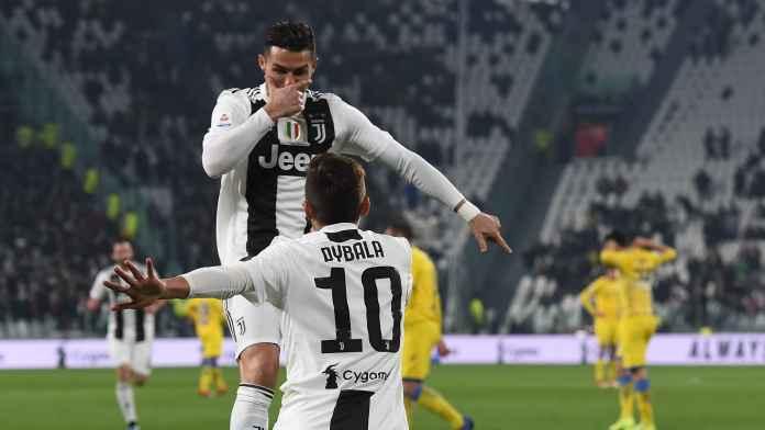 Ronaldo Tolak Pulang ke Juventus, Pakai Paulo Dybala Sebagai Alasan