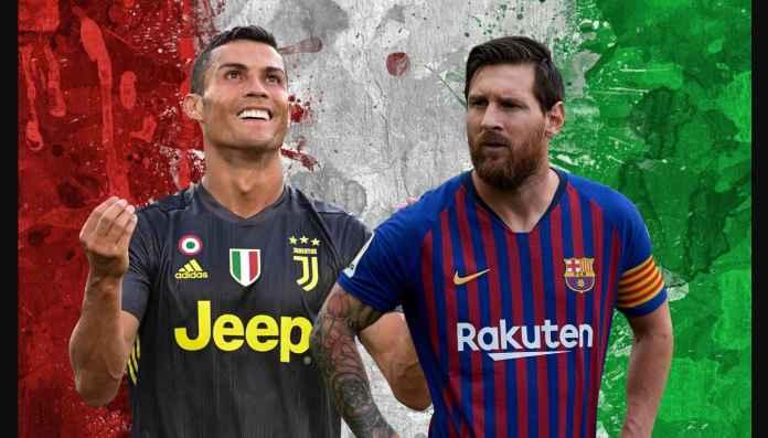 Mantan Galacticos Persib Bandung Main Aman Bahas Ronaldo dan Messi