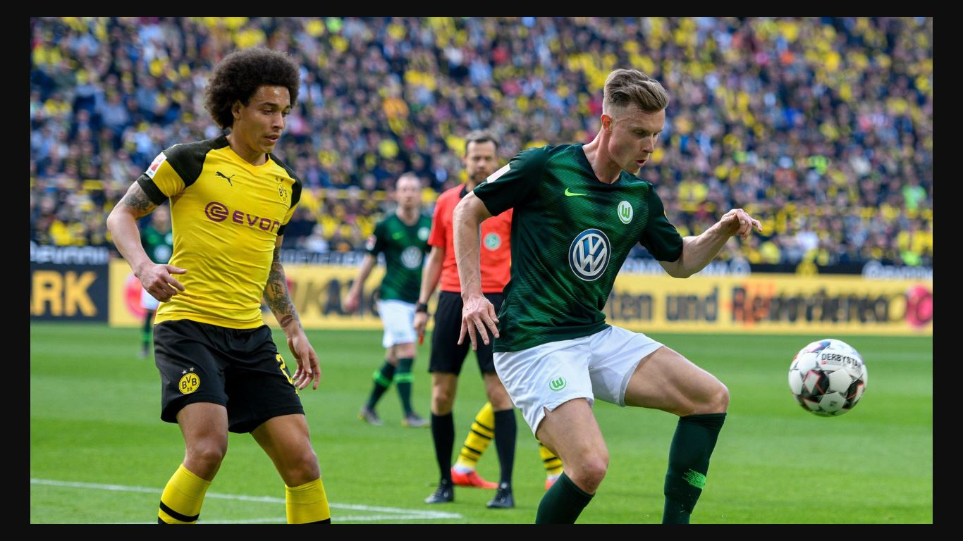 Dortmund Vs Wolfsburg