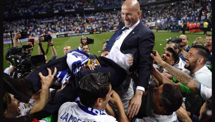Tanding Setiap Tiga Hari, Zidane Siapkan Dua Skuad Utama Real Madrid