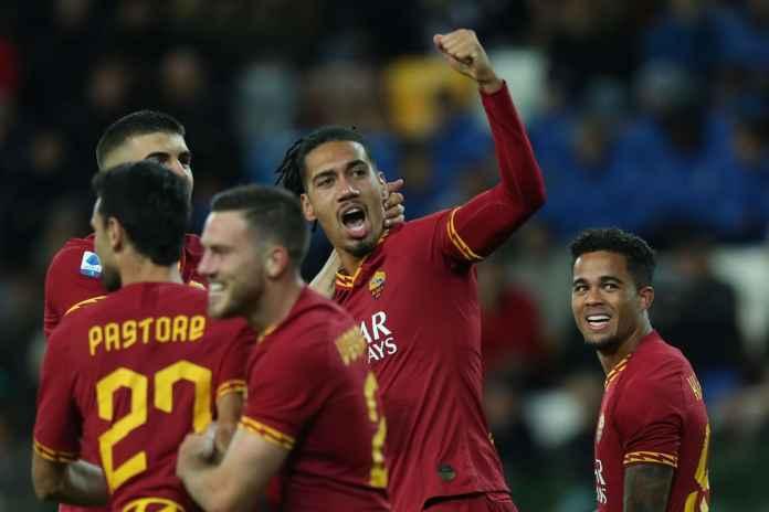 AS Roma Belum Menyerah Dengan Chris Smalling