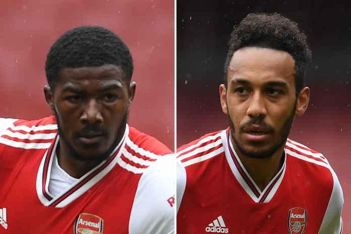 Arsenal Bakal Jual Pemain Mudanya, Demi Aubameyang