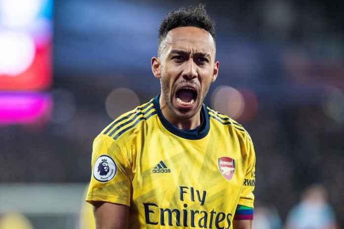 Arsenal Dapat Perintah Jual Pierre Emerick Aubameyang