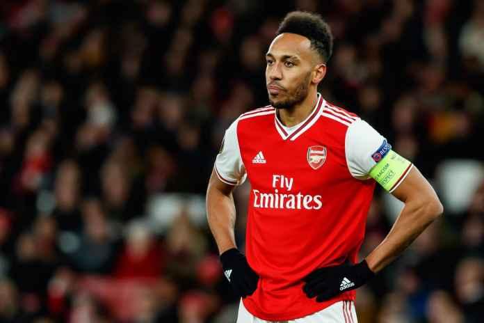 Arsenal Sudah Buat Kesalahan Dengan Aubameyang