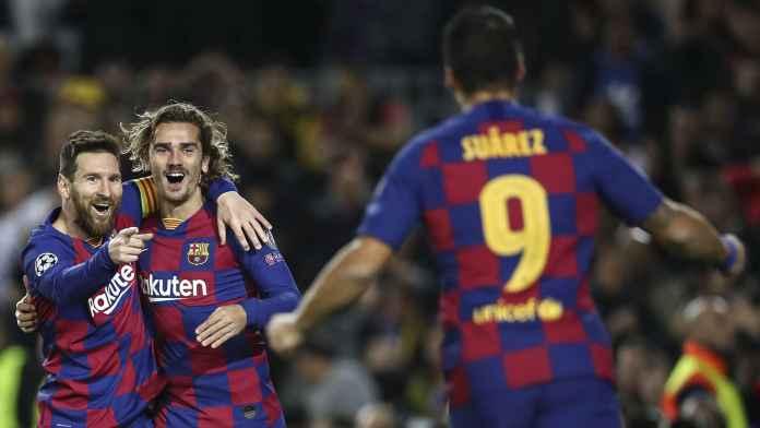 Arsene Wenger Optimis Barcelona Datangkan Striker Baru