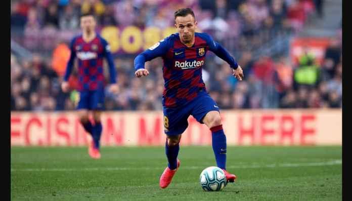 Barcelona Lega Arthur Melo Bersedia Pergi ke Juventus