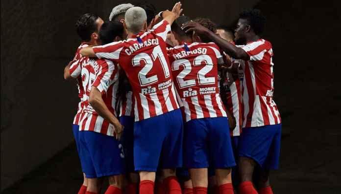 Hanya Seminggu, Atletico Madrid Salip Sevilla, Sabet Urutan Tiga La Liga