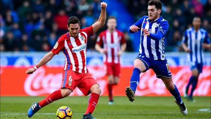 Prediksi Atletico Madrid vs Alaves, Liga Spanyol 28 Juni 2020