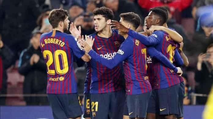 Barcelona vs Celta Vigo: Busquets, De Jong Absen, Rakitic dan Arthur Starter
