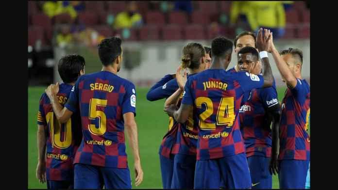 Hasil Barcelona vs Leganes 2-0, Terima Kasih Untuk Anak Ajaib Ansu Fati