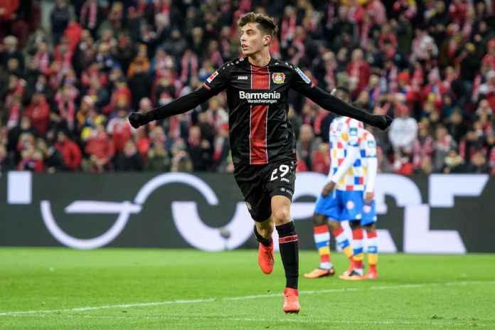 Bayer Leverkusen Dapat Saran Pertahankan Kai Havertz