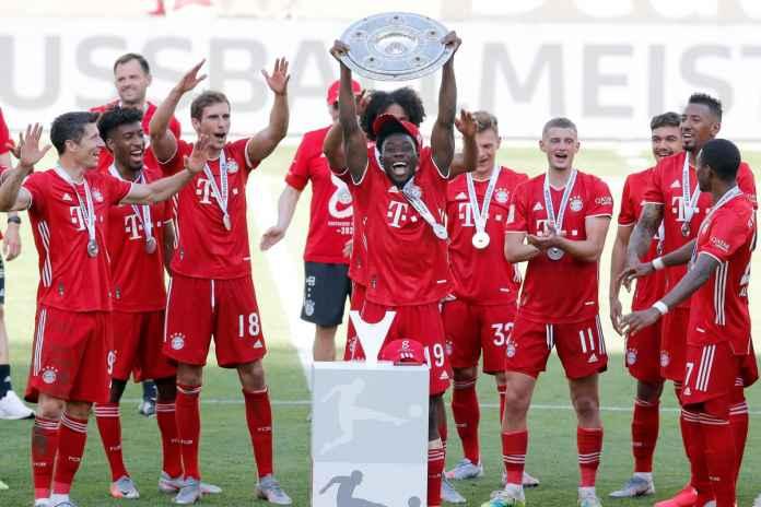 Bayern Munchen Dijagokan Raih Tiga Trofi Musim ini