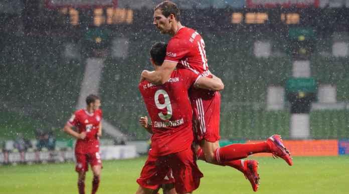 Bayern Munchen Juara Bundesliga 8 Kali Beruntun Meski Main 10 Orang