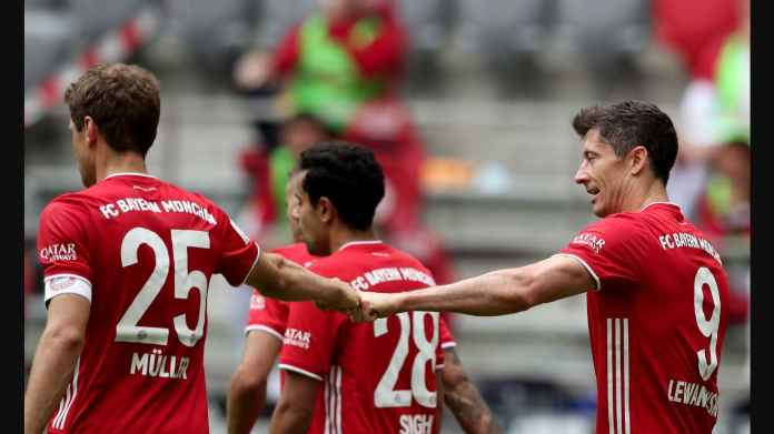 Hasil Bayern Munchen vs Freiburg 3-1, Die Roten Turunkan Pemain Muda