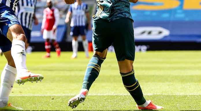 Kenalin Neal Maupay, Cederai Kiper Arsenal dan Cetak Gol Tadi Malam